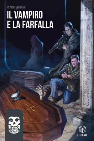 Il vampiro e la farfalla - Claudio Vergnani